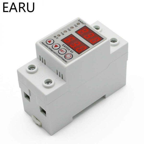 EARU protection 63A