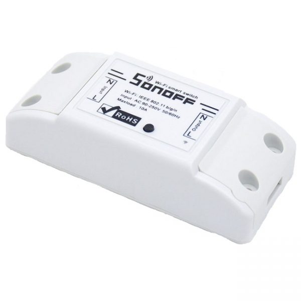 Sonoff switch 10A